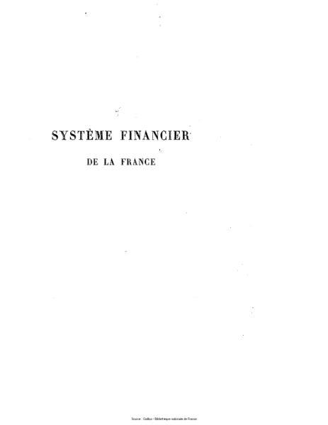 File:Audiffret - Système financier de la France, tome 4.djvu