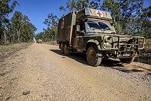 Land Rover Perentie - Wikipedia
