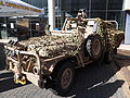 Australian Army Surveillance Reconaissance Vehicle at the 2015 ADFA open day.jpg