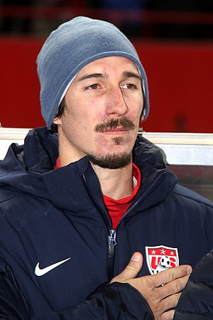 Sacha Kljestan - Kljestan with United States in 2013