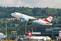 Austrian Airlines Airbus A319 OE-LDF@ZRH;09.05.2010 571aq (4592272122).jpg