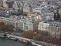 Avenue de New-York from the second floor of the Eiffel Tower, 22 November 2006.jpg