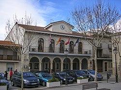 Ayuntamiento de Estremera.JPG