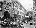 Az Osztrák-Magyar Monarchia bemutatója az 1889-es világkiállításon. Fortepan 22901.jpg