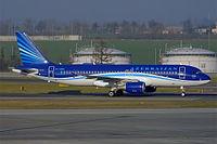 4K-AZ83 - A320 - Azerbaijan Airlines