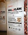 Bûchettes de chauffage sciure et marc de café Heating sticks sawdust coffee grounds 2018 09.jpg