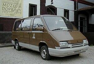 Volkswagen Bratislava Plant - Prototype BAZ MNA