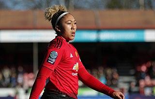 Lauren James English footballer