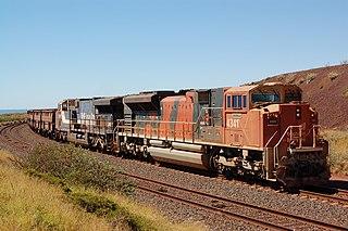 Goldsworthy railway