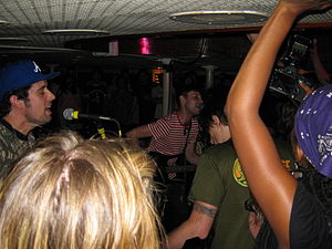 Black Lips - A show aboard The Temptress in New York City.