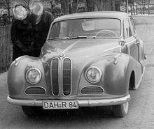 BMW 501 - Wikipedia