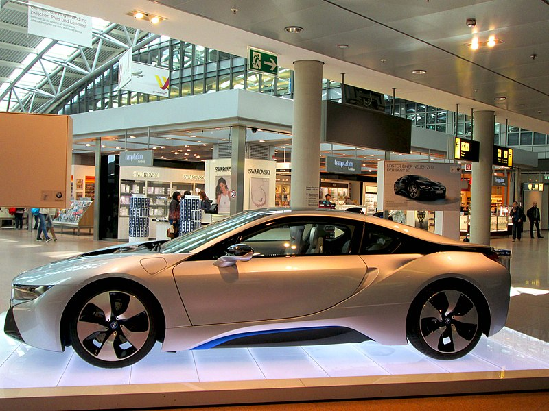 File:BMW Vision Efficient Dynamics, BMW i8.JPG