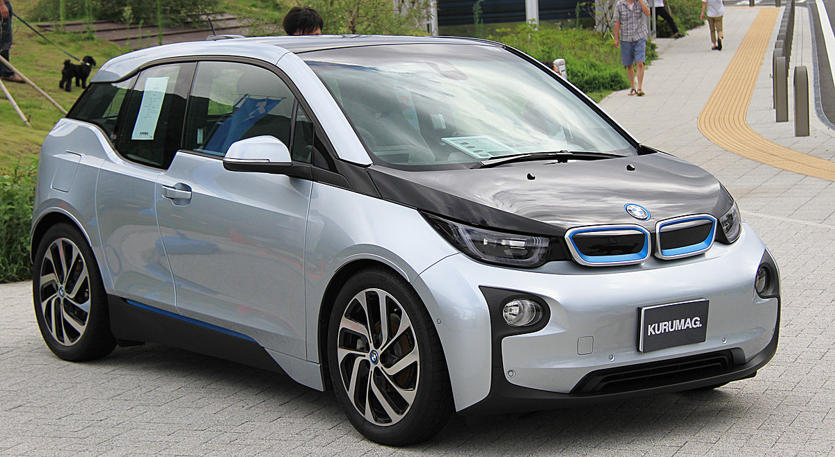 Bmw I30 >> Bmw I3 Vikipedija