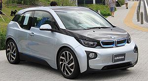 BMW i3 - 2014 BMW i3