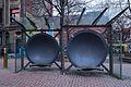 BUSSTOPS Nieschlagstrasse northern shelter front side Davenstedter Strasse Linden-Mitte Hannover Germany 02.jpg