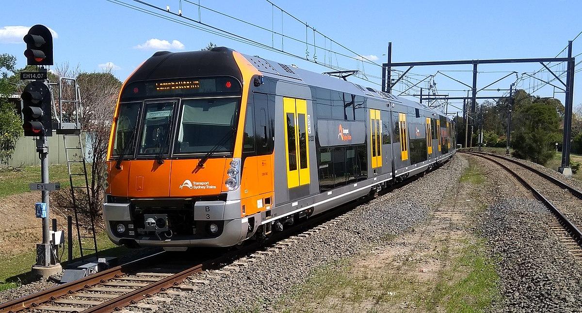 Sydney Trains - Wikipedia