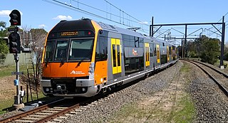 Sydney Trains operator of passenger rail services in metropolitan Sydney