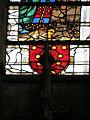 Baie 203 armoiries Thibaud de Malestroit (Notre-Dame, Évreux).JPG
