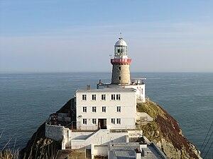 Baily Lighthouse - Baily Lighthouse on Howth Head