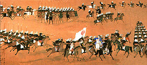 Denshūtai - The Shogunate's French-style cavalry.