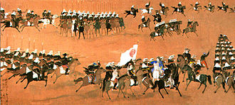 French military mission to Japan (1867–68) - The Shogunate's French-style cavalry.