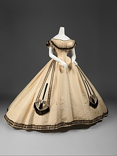 Ball gown Most formal style of full-length womans evening dress