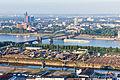 Ballonfahrt über Köln - Deutzer Hafen, Südbrücke-RS-4093.jpg