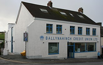 Ballynahinch, County Down - The Credit Union