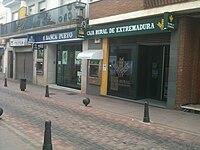 Bancos en la calle Arcos.JPG