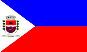 Guapimirim - Image: Bandeira de Guapimirim
