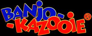 Banjo-Kazooie (series) - Image: Banjo Kazooie logo