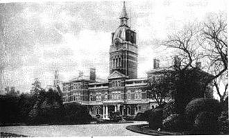 Banstead Hospital - Banstead Hospital