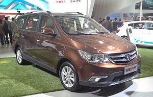 Baojun - Image: Baojun 730 01 Auto China 2014 04 23