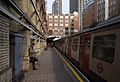 Barbican tube station MMB 01.jpg