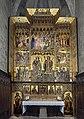 Barcelona Cathedral Interior - Chapel of Saint Sebastian and Saint Thecla 1486-1498 Jaume Huguet.jpg