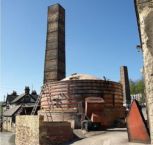 Bardon Mill Pottery - geograph.org.uk - 1261059