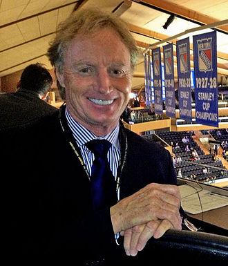 Mike Barnett (ice hockey) - Barnett in 2014