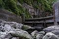 Barrage voûte de Takamaka 1.jpg