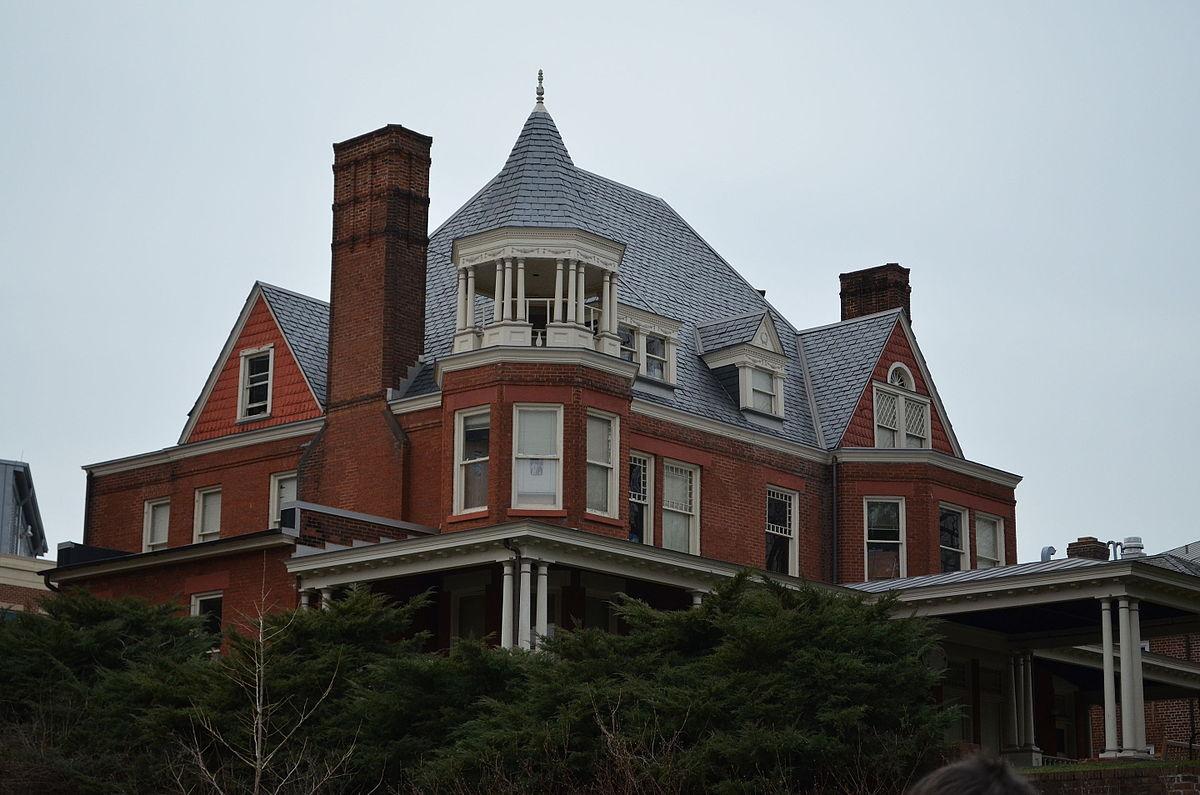 barringer mansion