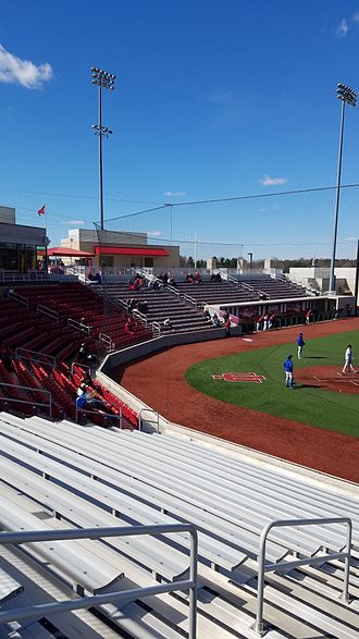 Bart Kaufman Field - Grandstands