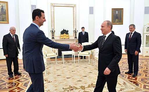 Bashar al-Assad in Russia (2015-10-21) 09