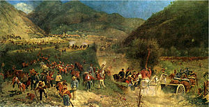 Third Italian War of Independence - Battle of Bezzecca