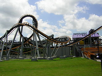 Goliath (Six Flags Fiesta Texas) - Goliath at Six Flags New Orleans