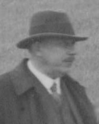 Walther Bauersfeld - Oct 1930 in Jena