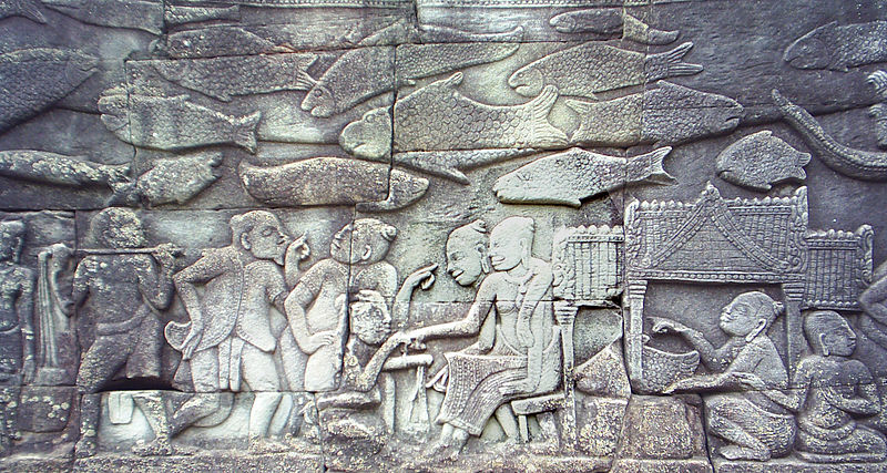 The Khmer Hindus Of Cambodia Black Asian History By