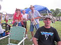 Bayou St John 4th of July NOLA 2012 Trombonists Vocal Chorus.JPG
