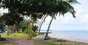 Vanua Balavu - Beach on Vanua Balavu