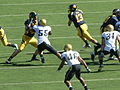 Bears on offense at Colorado at Cal 2010-09-11 26.JPG