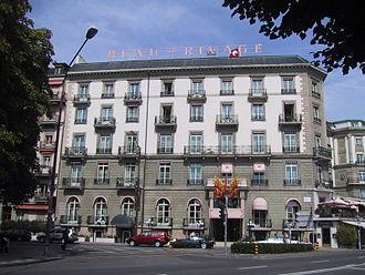 Beau-Rivage Geneva - Image: Beau Rivage