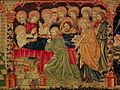 Beaune, Collégiale Notre-Dame, Tapisseries de la Vierge 017.JPG